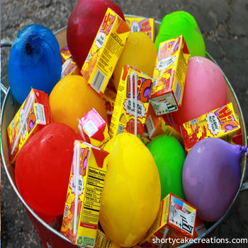 balloons 10 Fun Ideas for a Sizzling Summer Party