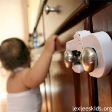 cabinet Tips to Child Proof Your House