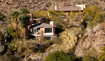 palm springs 2 A Private Oasis in Palm Springs
