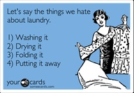 pinterestlaundry 11 Ways to Make Doing Laundry Less Dreadful