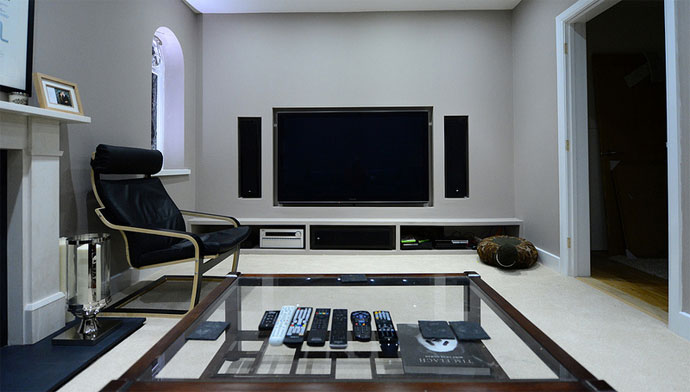 The next tv in your home will not be smart but a dummy Tv room