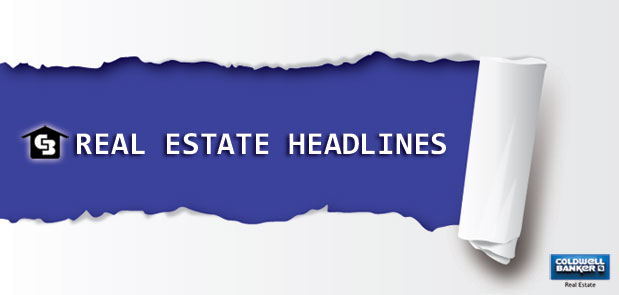 RE headlines12 Real Estate Headlines for the End of July | Headlines | Coldwell Banker Blue Matter