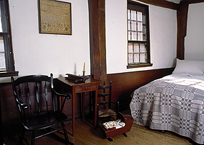 p.r. Bedroom Tour Through the Home of Paul Revere  One of Americas Greatest Supporters