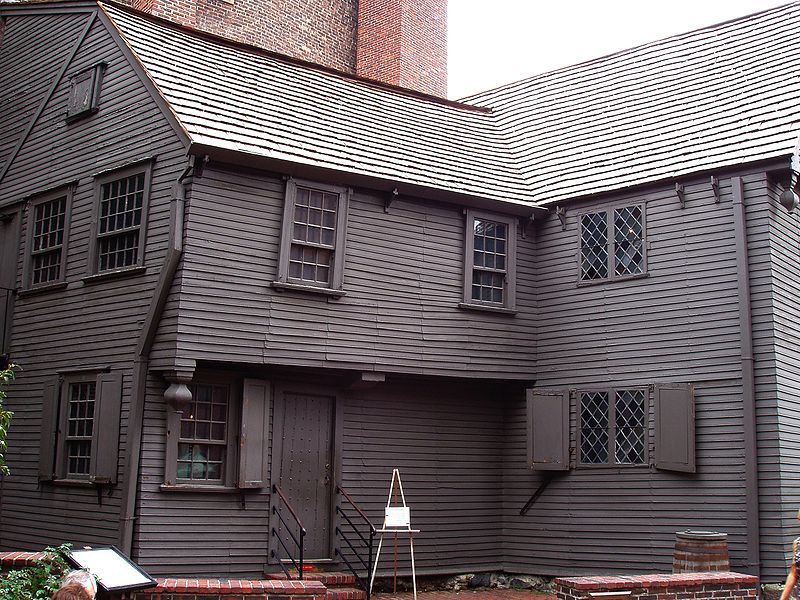 Tour Through The Home Of Paul Revere One Of America S Greatest Supporters Coldwell Banker