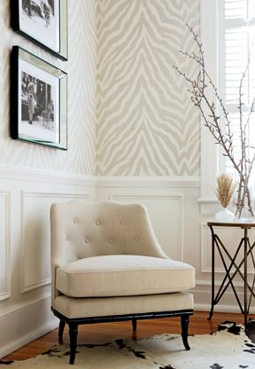 zebrawalls 12 Ways to Decorate with Animal Print
