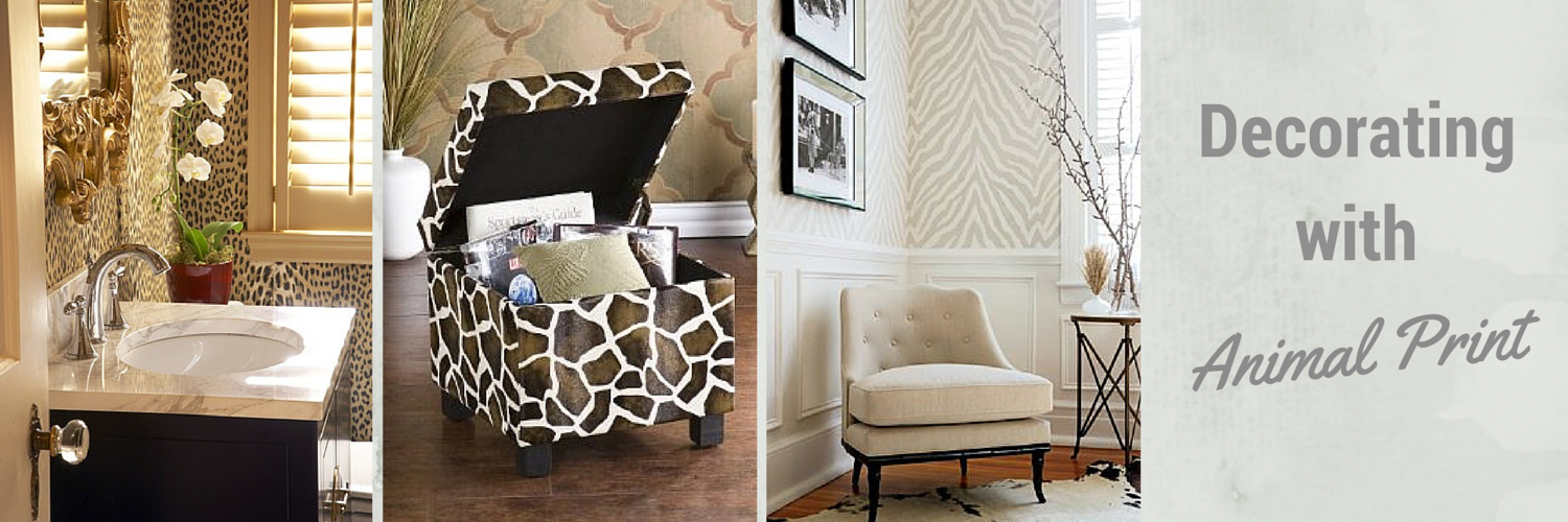 12 Ways To Decorate With Animal Print Coldwell Banker