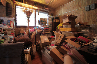 clutter A Simple Tip for Home Sellers: Declutter