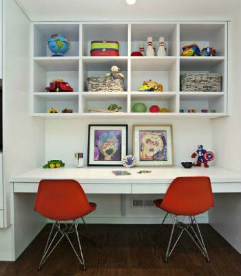 How to Make a Kid Friendly Study Space - Coldwell Banker Blue Matter
