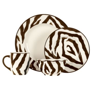 dinner 12 Ways to Decorate with Animal Print