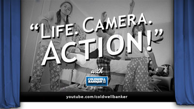 lifecameraaction Win $25,000 in the Coldwell Banker Life, Camera, Action YouTube Contest