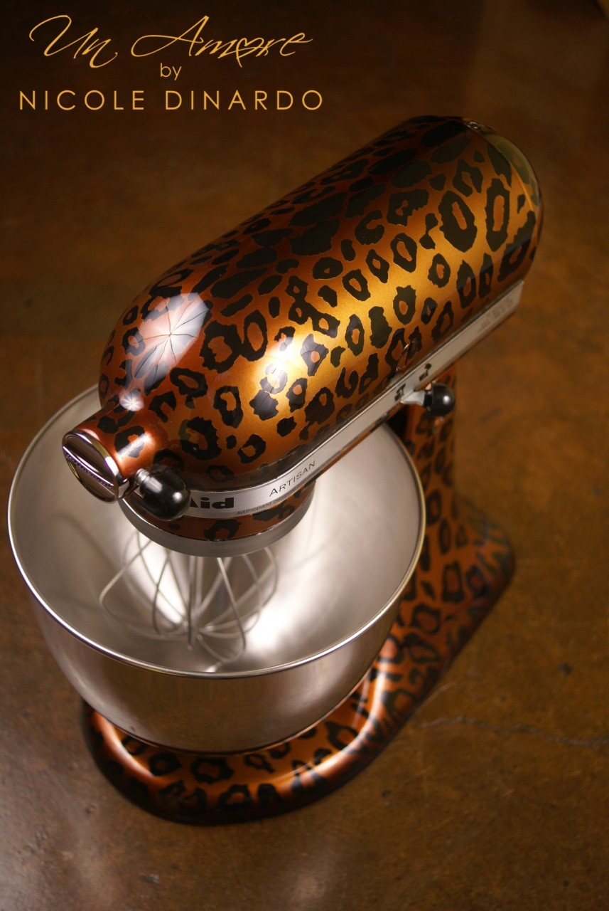 mixer 12 Ways to Decorate with Animal Print