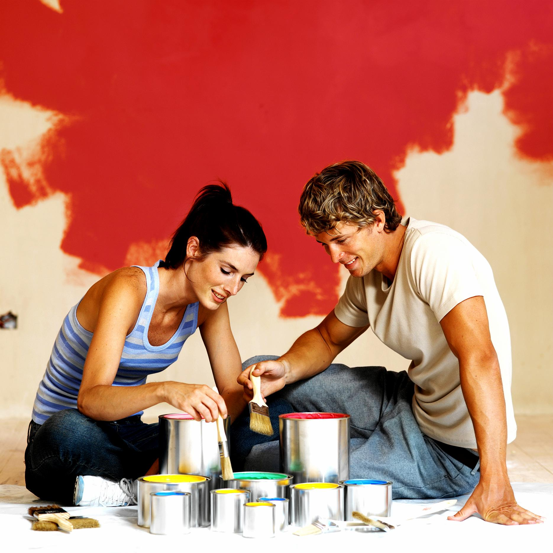 paint2 6 Super Simple Tips and Tricks for Painting at Home