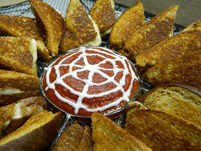 25 Good Gross and Ghoulish Halloween Party Food Ideas Coldwell