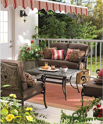 2 How To: Transition Your Summer Patio to a Cozy Fall Retreat