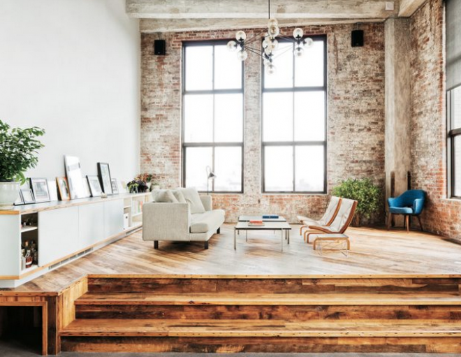 Lets Take A Look At David Karps Brooklyn Loft For Some Rules On How To Make Modern Interior Design Feel Real And Welcoming
