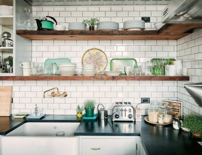Kitchen Tumblr Founder & CEO Knows All About Modern and Vintage Design