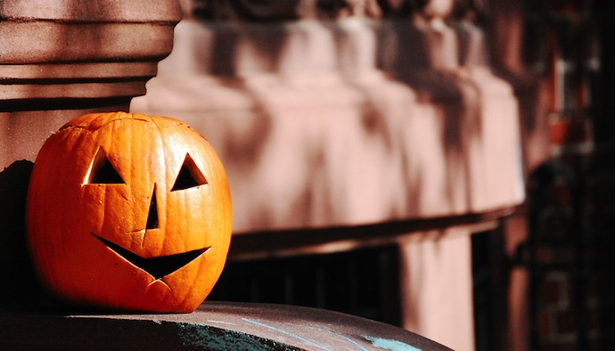 pumpkin 8 Ways to Be the Awesomest House This Halloween