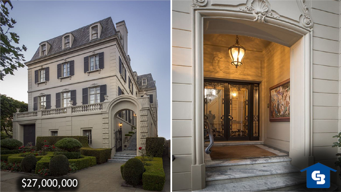 Pacific Final Slideshow: 6 of San Franciscos Most Beautiful Homes