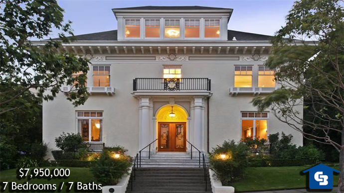 Presidio Final Slideshow: 6 of San Franciscos Most Beautiful Homes