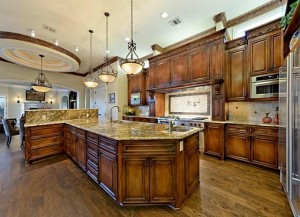 kitchen 3 300x217 The Most Beautiful Kitchens Suited for Holiday Entertaining