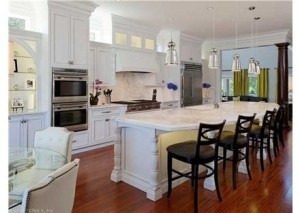 kitchen 4 300x213 The Most Beautiful Kitchens Suited for Holiday Entertaining