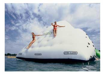 inflatable iceberg 7 Gifts for the Guy at Your Home