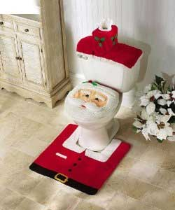 santa toilet seat 7 Gifts for the Guy at Your Home