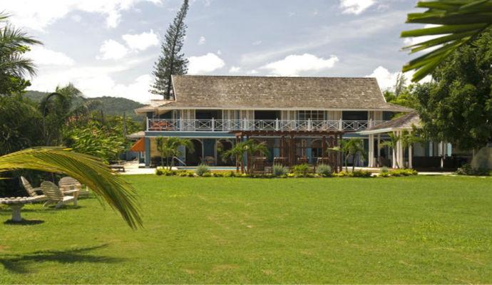 Slideshow 10 beautiful vacation homes coldwell banker Jamaica vacation homes