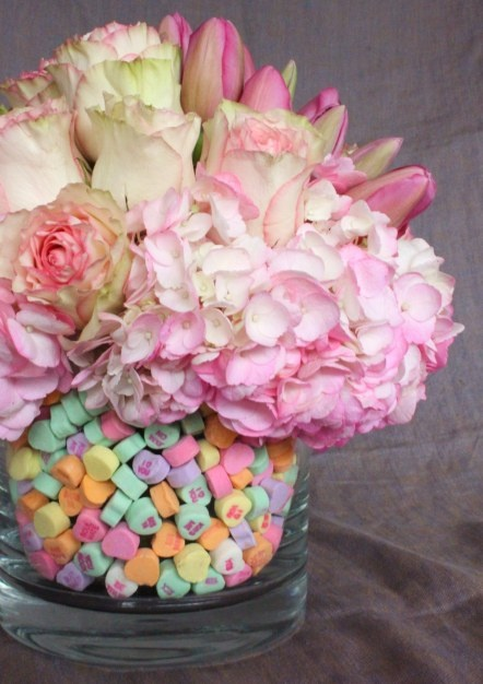 candy 14 Lovely Valentines Day Decorating Ideas