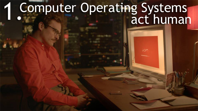 Computer 7 Home and Office Technology Trends from the Movie Her