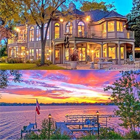 Most Liked 4 e1393342381785 Februarys Most Popular Homes From Coldwell Bankers Pinterest and Instagram Accounts