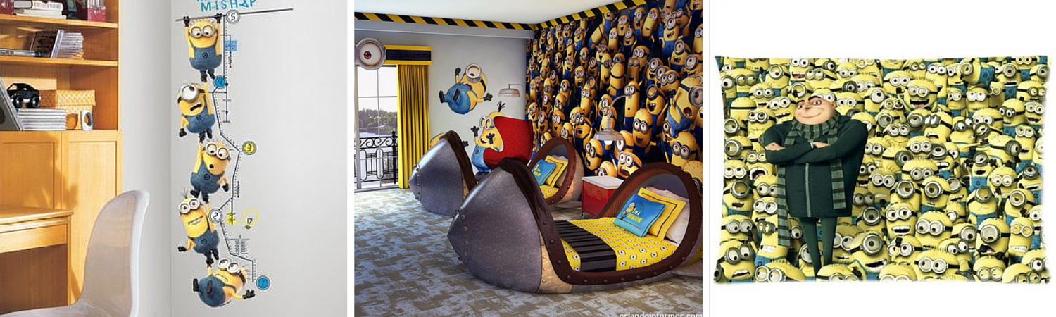 How To Create The Ultimate Despicable Me Minion Themed Kids