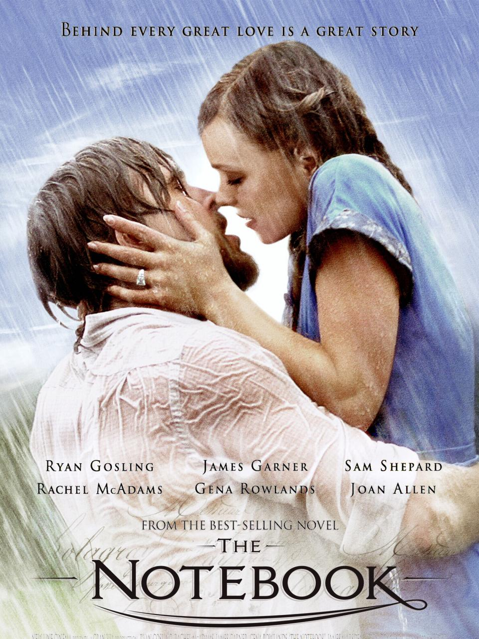 thenotebook Best Homecomings In Movie History: The Notebook