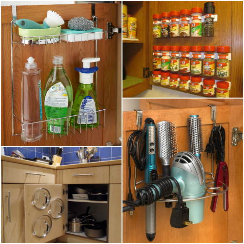 Kitchen Organization Ideas Small Spaces: 16 Genius Storage Ideas You Probably Haven't Thought Of
