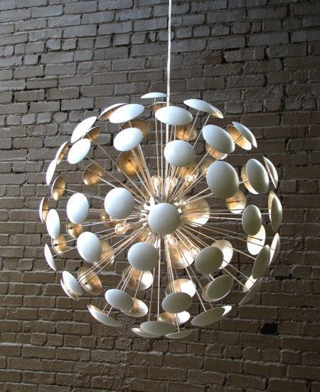 chand2 25 Incredibly Gorgeous Modern Chandeliers