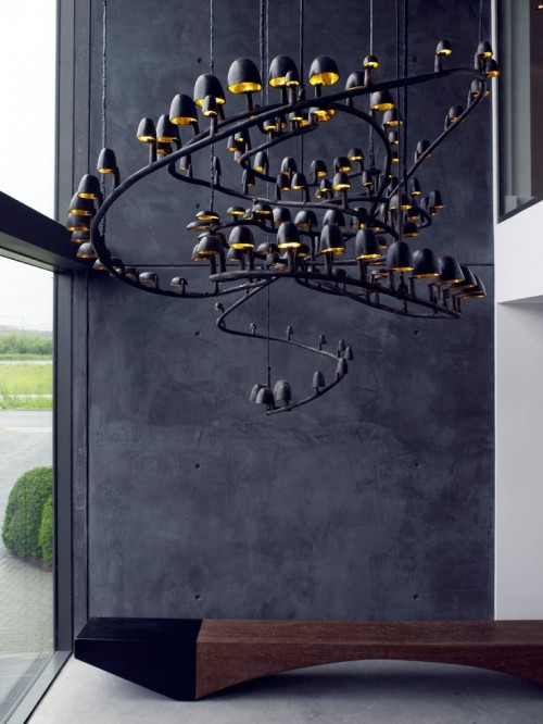 chand5 e1396023233813 25 Incredibly Gorgeous Modern Chandeliers