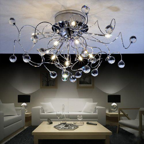 chand6 25 Incredibly Gorgeous Modern Chandeliers