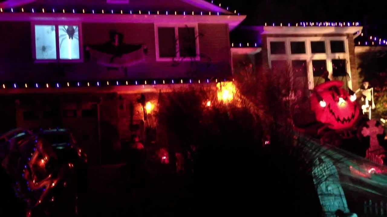 A Frighteningly Fun Halloween Home