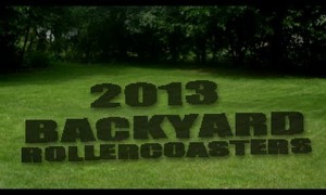 Best Backyard Roller Coasters of 2013