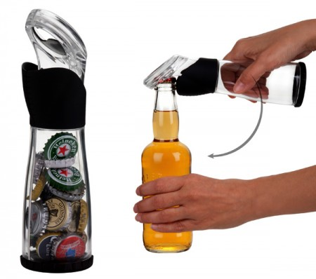 bottlecap catcher e1398707679860 The Latest Must Have Kitchen Gadgets for Summer