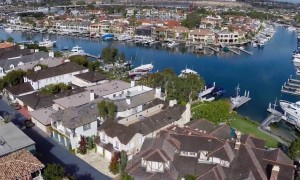Home of the Week: A Bit of France in Newport Beach