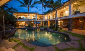 Home of the Week: A Celebrity Getaway in Kailua-Kona