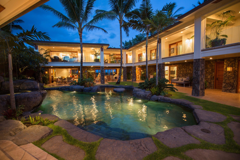 Home Of The Week A Celebrity Getaway In Kailua Kona