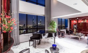 Home of the Week: A Private Ritz Carlton Suite in the Sky