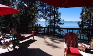 Home of the Week: Baseball Legend Ty Cobb's Lake Tahoe Estate