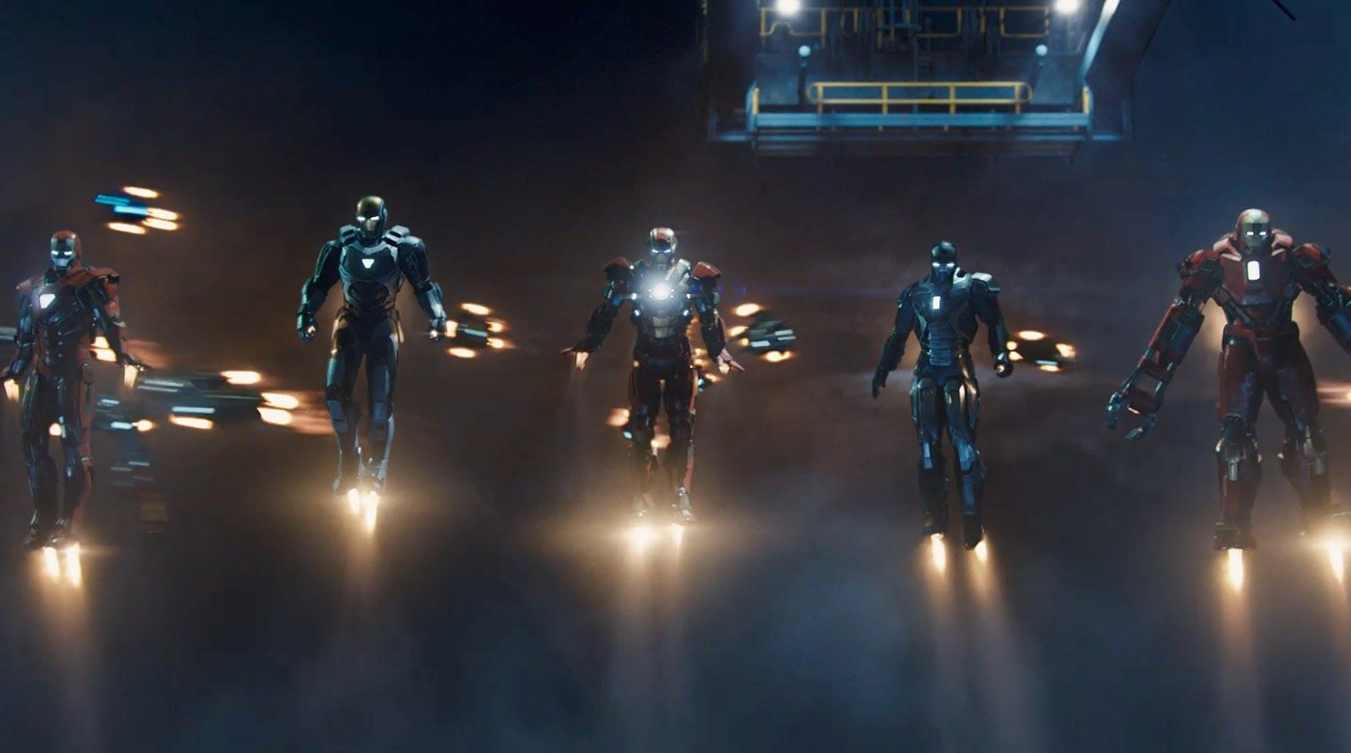 Iron Man 3 Tony Stark And His Astonishing Home Coldwell