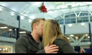 Is There Mistletoe Hanging in Your Home?