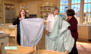 Please Show Me How to Fold a Fitted Sheet