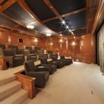Villa Sorriso - Home Theatre