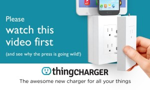 Shut Up and Take My Money Because I Need thingCHARGER in My Home